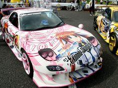 Autos anime