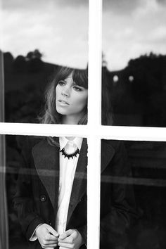 Freja Beha Erichsen for Reserved Fall Winter 2013.14 | Popbee - a fashion, beauty blog in Hong Kong.