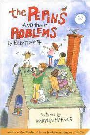 The Pepins & their Problems by Polly Horvath. I might have liked reading this to the kids more than they liked it. I laughed out loud so many times, once almost uncontrollably.