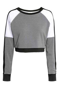 Jersey deportivo corto | H&M