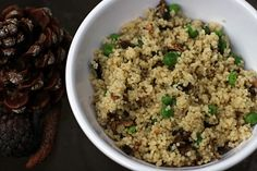 mushroom-pea-couscous-backpacking- ALL DEHYDRATED/DRIED