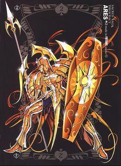 Arès Dieux des Guerres et des Forces