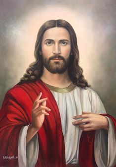 Jesus Images Hd, Pictures Of Jesus Christ, Heart Of Jesus, Jesus Is Lord, Jesus Christ Painting, Jesus Drawings, Jesus E Maria, Jesus Second Coming, Virgin Mary