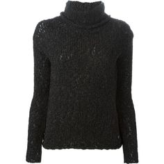 WOOLRICH Roll Neck Sweater (€145) ❤ liked on Polyvore featuring tops, sweaters, roll neck sweater, gray sweater, woolrich, grey top and woolrich. sweaters