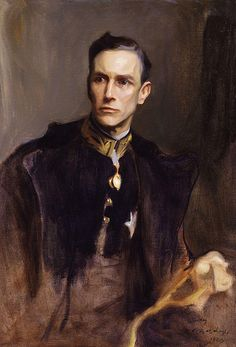 Portrait of John Loader Maffey, 1st Baron Rugby, Philip de Laszlo, 1923