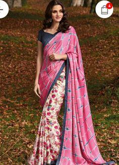 Laxmipati saree Laxmipati Sarees, Indian Sarees, Casual Saree, Indian Wear, Sari, How To Wear, Trends, Fashion, Indian Saris