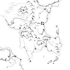 Maps shouldn't be pretty. When you're worldbuilding, you need to break things, regularly. Here's how to use a series of map sketches to build your world Map Sketch, Sketch Notes, Sketches, Fantasy World Map, Fantasy City, Vintage Maps, Antique Maps, Broken Crayons Still Color, Writing Fantasy