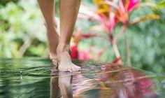 Algo tão fácil como começar a meditar e caminhar pode transformar sua vida: levanta o ânimo e sua mente se liberta quase que instantaneamente.