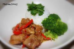 Sticky Vietnamese Chicken