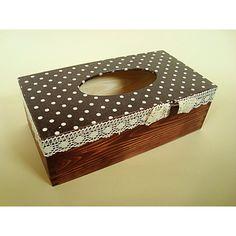 DECOUPAGE CHUSTECZNI Decoupage Box, Decoupage Vintage, Tissue Box Covers, Tissue Boxes, Pewter Art, Kleenex Box, Altered Boxes, Diy Home Crafts, Trinket Boxes