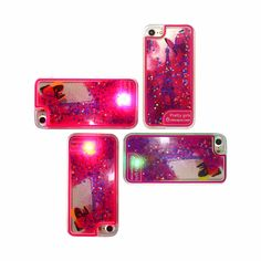 The quaicksand LED light up phone case for iPhone 6 is highly attractive, and it's made of TPU material together with glittering papers inside, which contributes to its charming. Light Up Phone Case, Wholesale Phone Cases, Iphone 6, Iphone Cases, Mobile Phone Cases, Other Accessories, Email Marketing, Led, Beauty