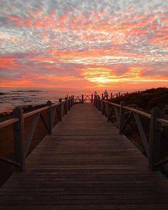 #Repost @d_e_n_i_s_e__f  #australia #warrnambool #justbeautiful #sunset #destinationwarrnambool #love3280