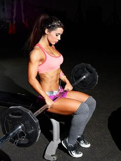 Only Ripped Girls — www.OnlyRippedGirls.com