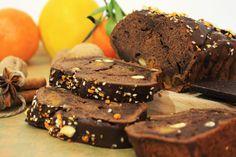 Chec cu Banane si Ciocolata/ Chocolate and Banana Bread