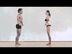 Dynamic hypopressive Exercises - YouTube