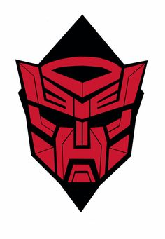 Now that I have my redesigned Decepticon Logo tattooed on my right shoulder I decided it was time to create a Autobot redesign for my left shoulder. Transformers Armada, Transformer Tattoo, Transformer Party, Live Action, Gi Joe, Beginner Sketches, Alien Concept Art, Gundam Art, Mecha Anime