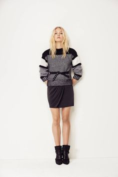 Collection AH 15/16 IKKS http://lesgaleries.fr