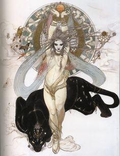 Blog sobre ilustración y otras expresiones artísticas, con multitud de interesantes y variados contenidos culturales.