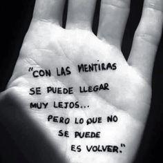 Gran verdad de Alejandra Azcárate.