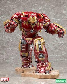 Kotobukiya Marvel Hulkbuster Iron Man ARTFX+ Statue