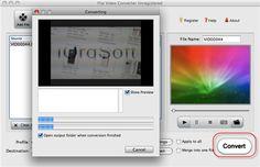 how to convert flip videos ti...