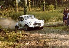David Gorman`s Morris Minor Rally Car Plane Engine, Morris Minor, Small Cars, Rally Car, City Photography, London Wedding, Love Photos, Vintage Cars, Cool Cars
