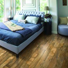 Floor Coming Along Lowe S Allen Roth Driftwood Oak