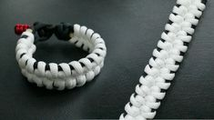 How to Make the Venom Paracord Bracelet - YouTube