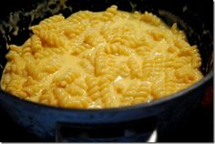 """OMG!! Awesome mac n cheese! - well that is why I pinned it, but it came out a sticky, gooey, glob that was not that """"awesome"""". I did use a type of faster cooking pasta which might have had an impact on the dish since it is a slow cooking recipe. I might try to make it again, but it fell very short of my expectations."""