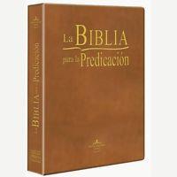 La Biblia Para La Predicación. RVR 1960 - Ideal Para Pastores o Maestros. #14