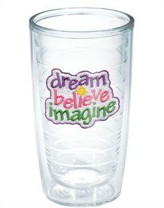 Best Sellers | Dream Believe Imagine | Dream Believe Imagine | Tumblers, Mugs, Cups | Tervis
