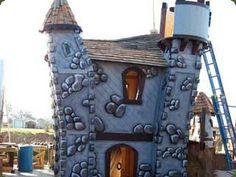 Tree Houses by Daniels Wood Land, Inc. - Kids Castles