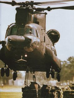 CH-47F improved cargo helicopter @ http://www.army-technology.com/projects/chinook/chinook1.html