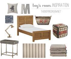 Boy's Bedroom Decorating Ideas