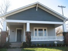 Historic Craftsman Bungalow, Restored and Renovated by Skyline.