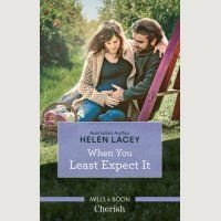 Release day: When You Least Expect It