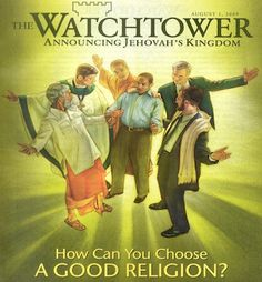 Dear Jehovah's Witnesses, First I want to thank you – all of you for the…