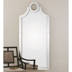 Wall Mirrors on Hayneedle - Wall Mirrors For Sale - Page 6