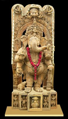 Lord Ganesha (Photographic Print - Unframed)