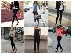 Building Your Wardrobe: Black Trousers