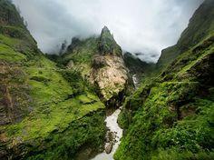 Annapurna, Nepal -- Your Shot photo by Daniel Hoshiazaki -- National Geographic Photo of the Day #NatGeo