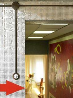 Sistemas decorativos de instalación en superficie by Fontini. Decorative Systems Surface Mount by Fontini