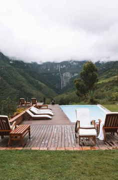 Gocta Andes Lodge in Chachapoyas, Peru Peru Travel, Us Travel, Waterfall Hikes, Archaeological Site, How To Speak Spanish, Horseback Riding, Lodges, Small Towns, The Locals