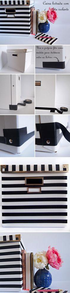 caixa fita isolante