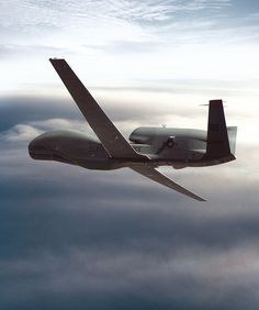 RQ-4A Global Hawk by Official U.S. Air Force