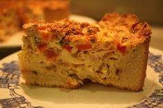 Cave Food Kitchen: Coconut Crust Quiche