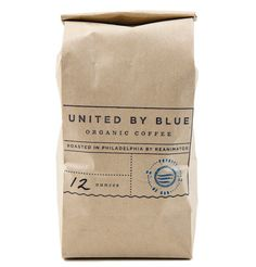 12 oz Organic Coffee | Drink Fresh Honduras Coffee | United by Blue