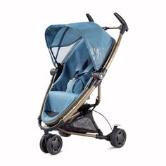 Strollers, prams | Quinny Zapp Xtra Blue Charm '13