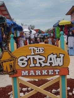 "Nassau Bahamas Straw Market!!  ""you pretty lady, you buy""  Heard this alot...lol"