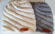 Kylmät ilmat tuovat mukanaan tarpeen lämpimälle pipolle. Kierrejoustimella neulottu pipo on helppo neuloa, valmistuu paksusta langast... Chrochet, Knit Crochet, Crochet Hats, Crochet Ideas, Pictures Of Hats, Fun Projects, Handicraft, Mittens, Knitted Hats